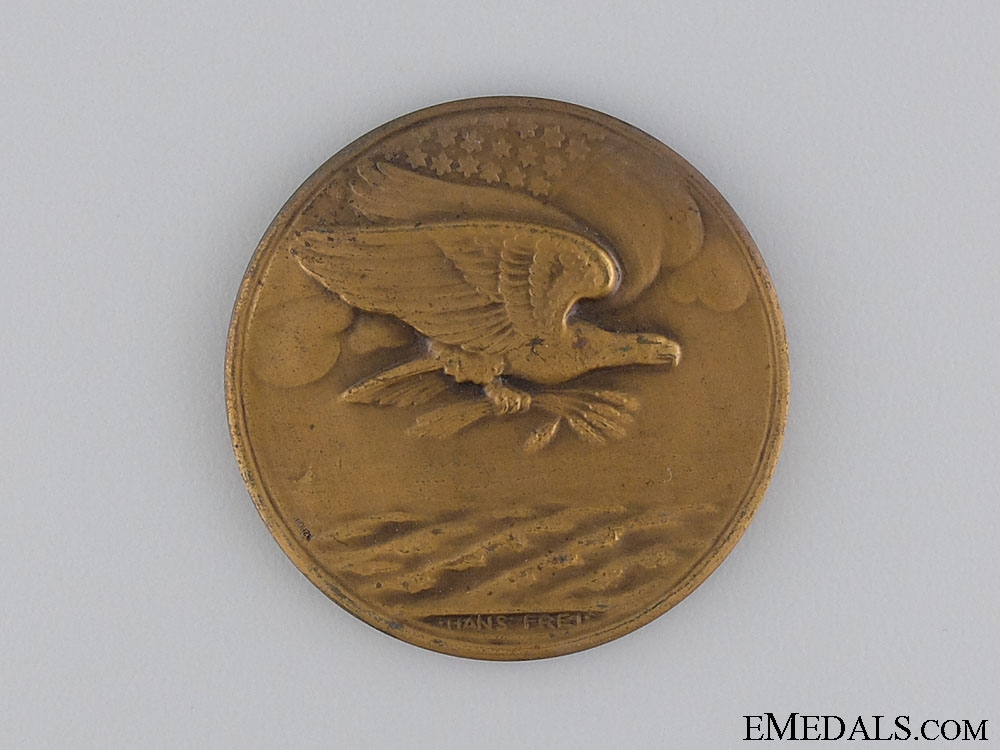 eMedals-A 1918 Swiss Families Gratitude Medal