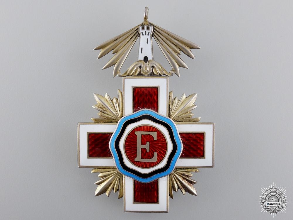 eMedals-A 1919 Estonian Red Cross Decoration