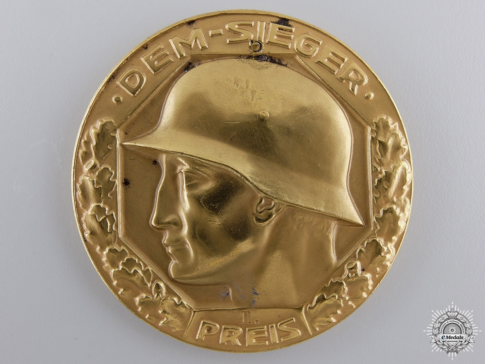 eMedals-A 1921 Weimar Republic Army and Navy Championships Medal