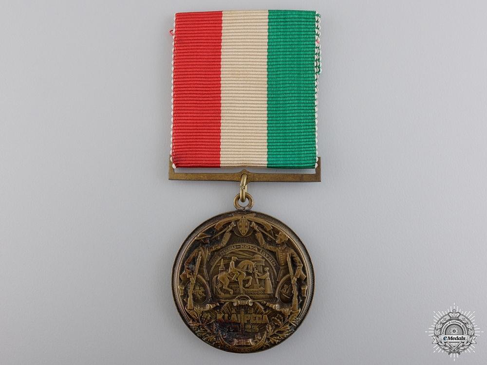 eMedals-A 1925 Latvian Shuliu Commemorative Medal