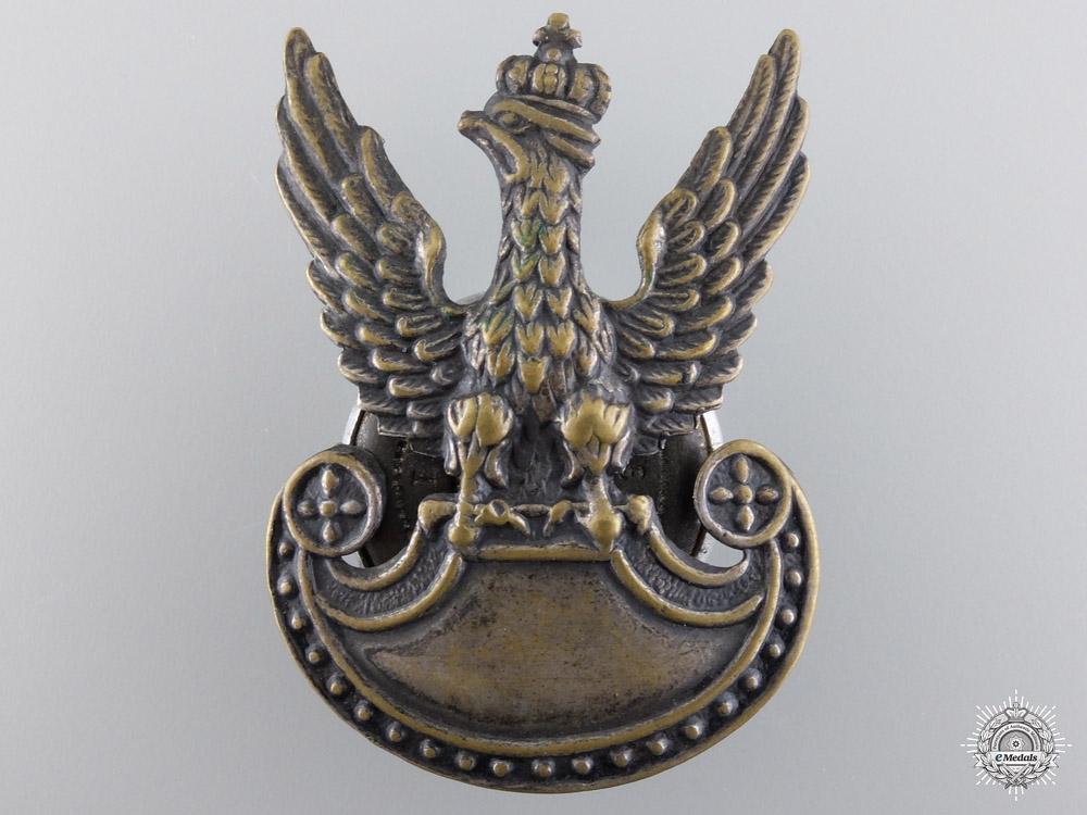 eMedals-A 1930 Polish Cap Badge