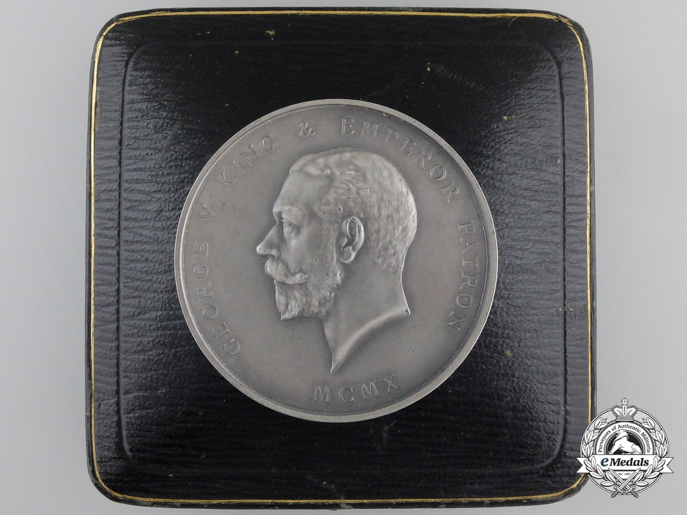 eMedals-A 1930 Royal Society of Arts Manufacturers and Commerce Award Medal
