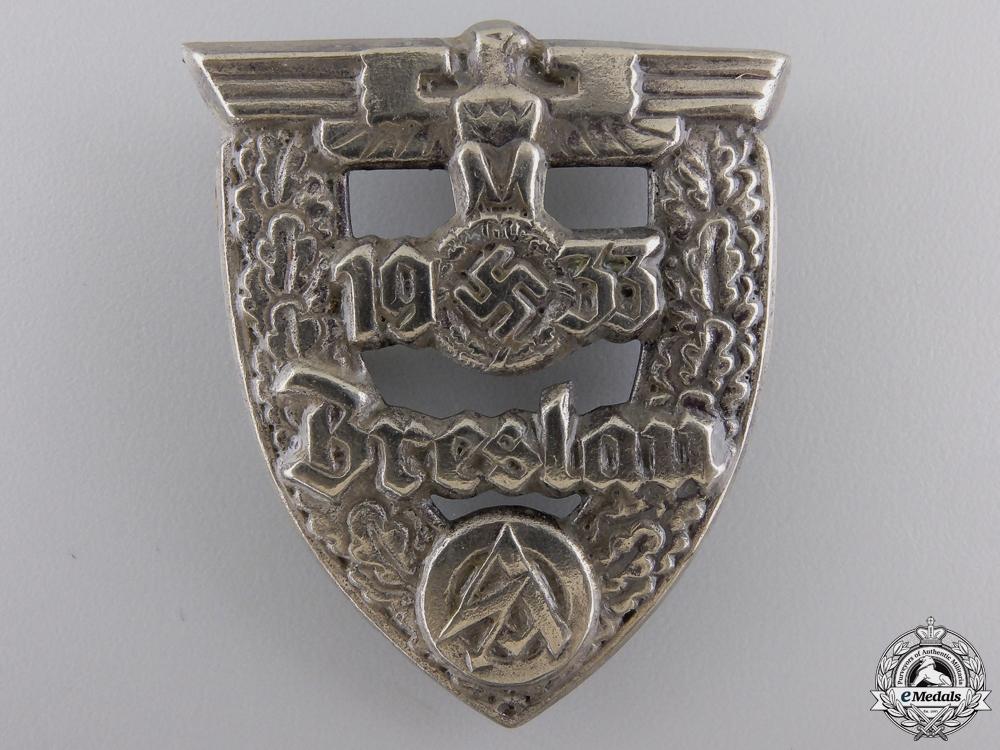 eMedals-A 1933 SA Breslau Tinnie