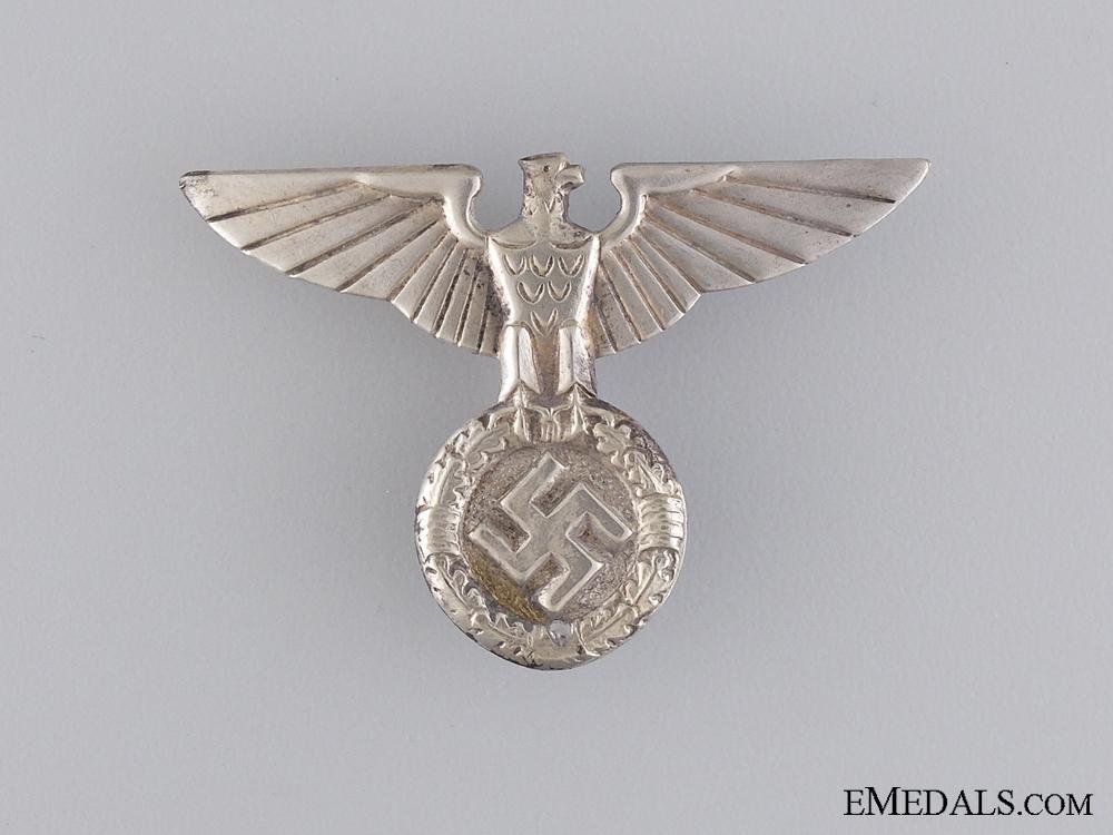 eMedals-A 1934 Pattern SS/Political Cap Eagle
