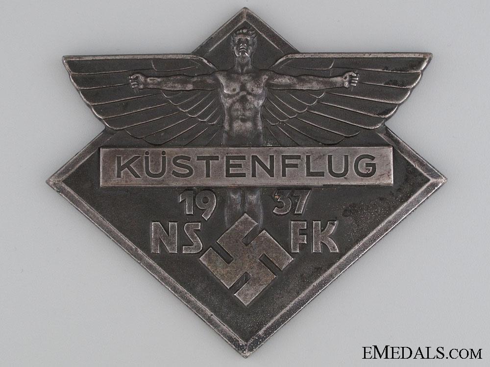 eMedals-A 1937 NSFK Air Rally Award