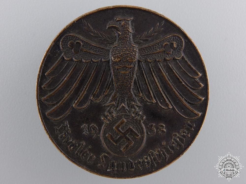 eMedals-A 1938 Tiroler Landesschiessen Shooting Award Medal