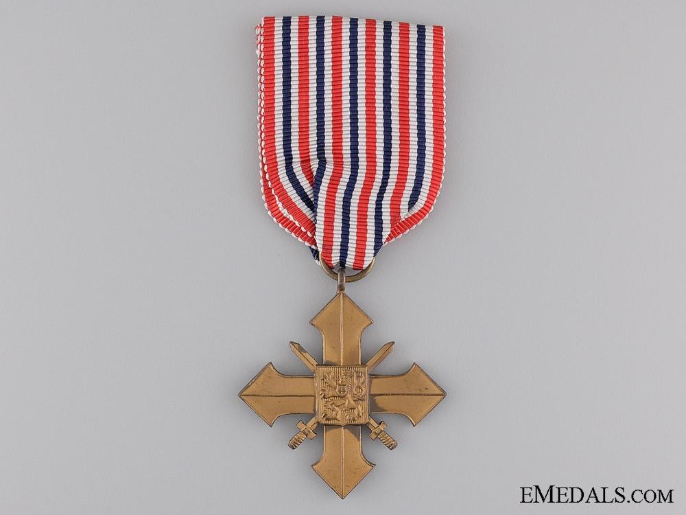 eMedals-A 1939 Czechoslovakian War Cross