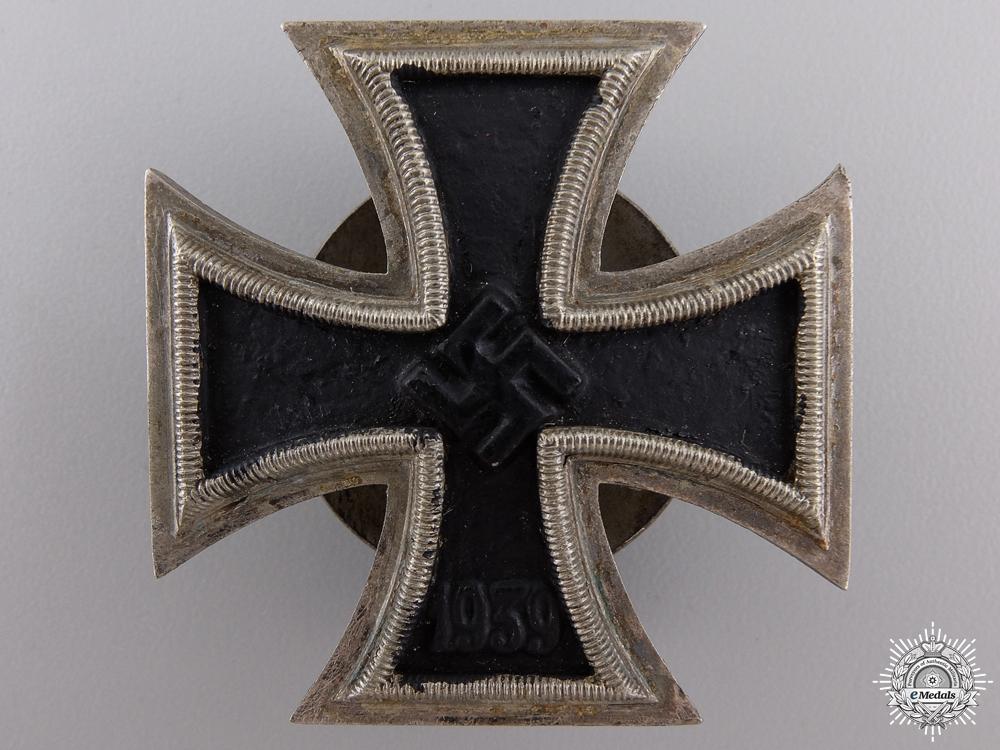 eMedals-A 1939 Iron Cross 1st Class; Screwback by Schauerte & Höhfeld