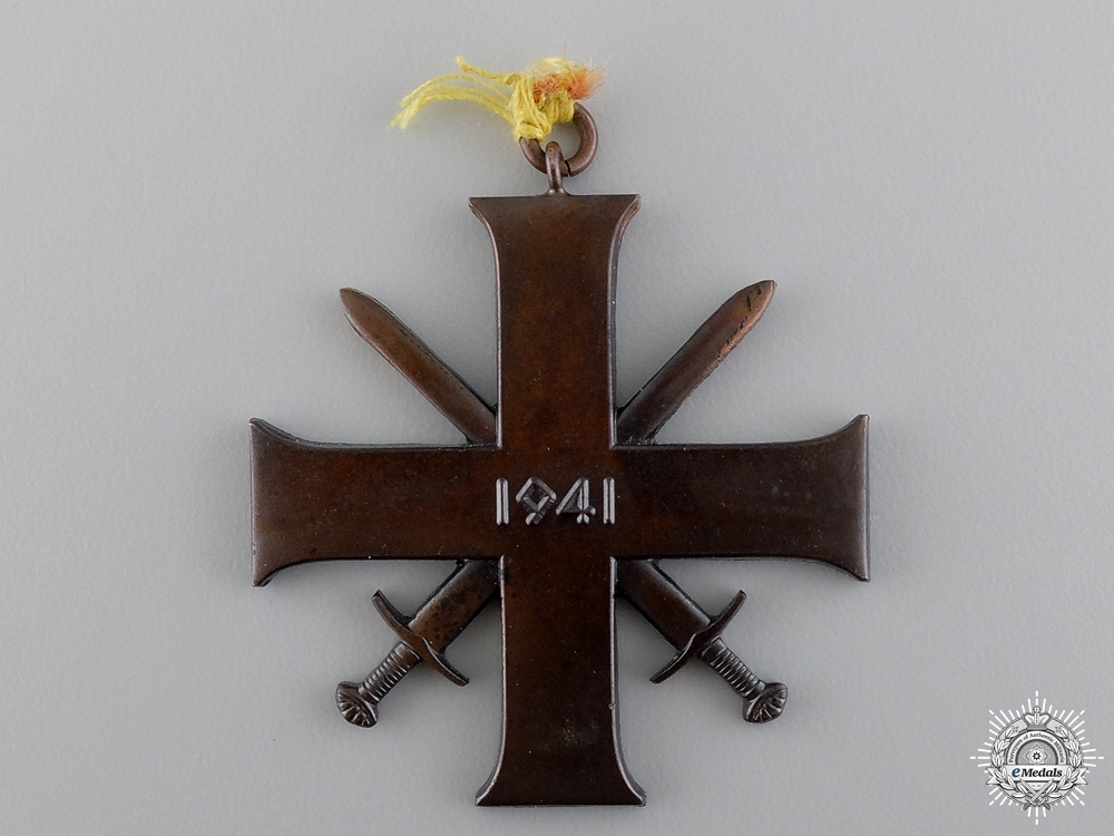eMedals-A 1940-45 Norwegian Merit Cross with Swords