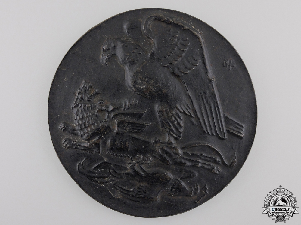 eMedals-A 1940's Berlin Charlottenburg State College of Fine Arts Award