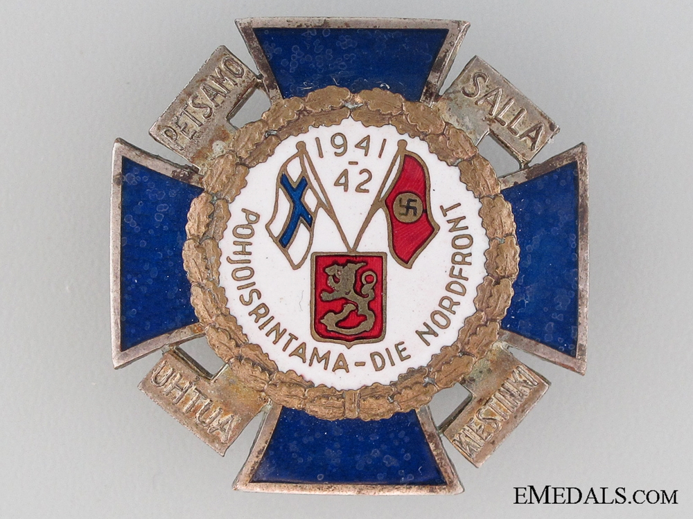 eMedals-A 1941-42 Northern Front Cross