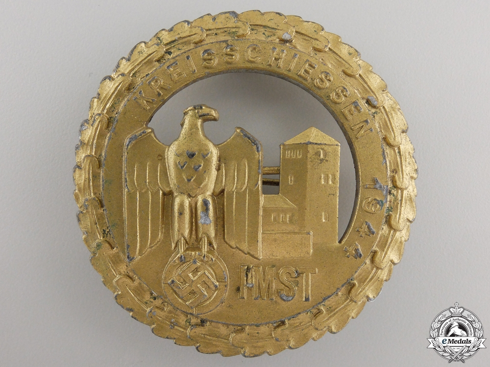 eMedals-A 1944 Kreisschiessen IMST Award