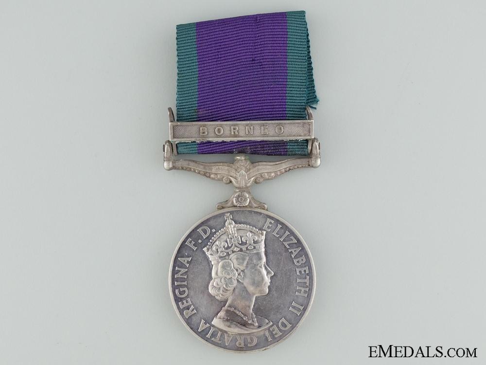 eMedals-A 1962-2007 General Service Medal