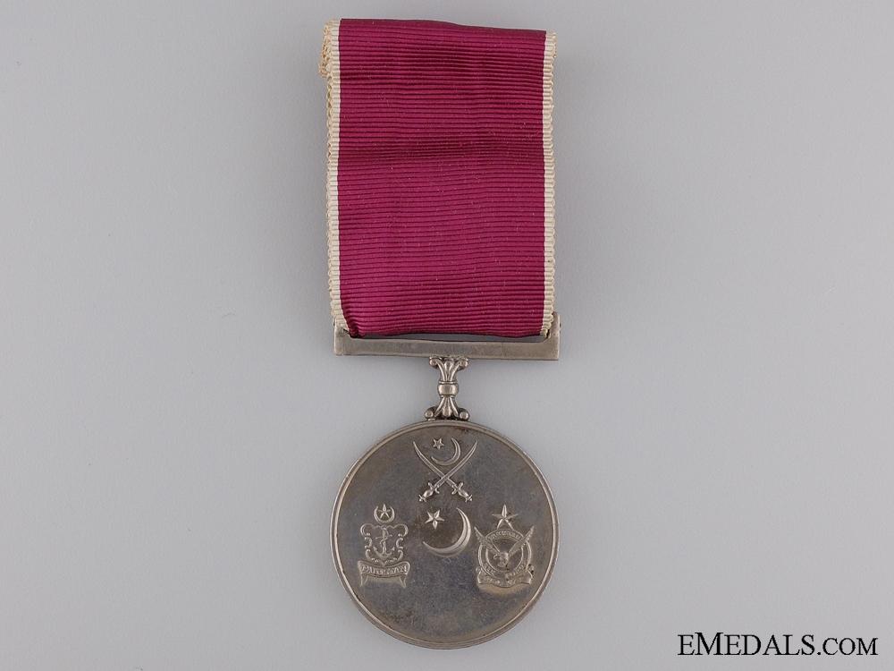 eMedals-A 1965 Indo-Pakistani War Medal (1375 Tamgha-I-Jang)