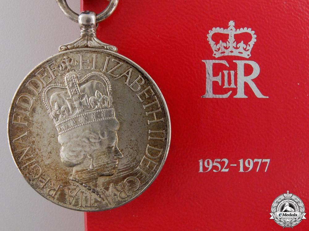 eMedals-A 1977 Queen Elizabeth II Jubilee Medal