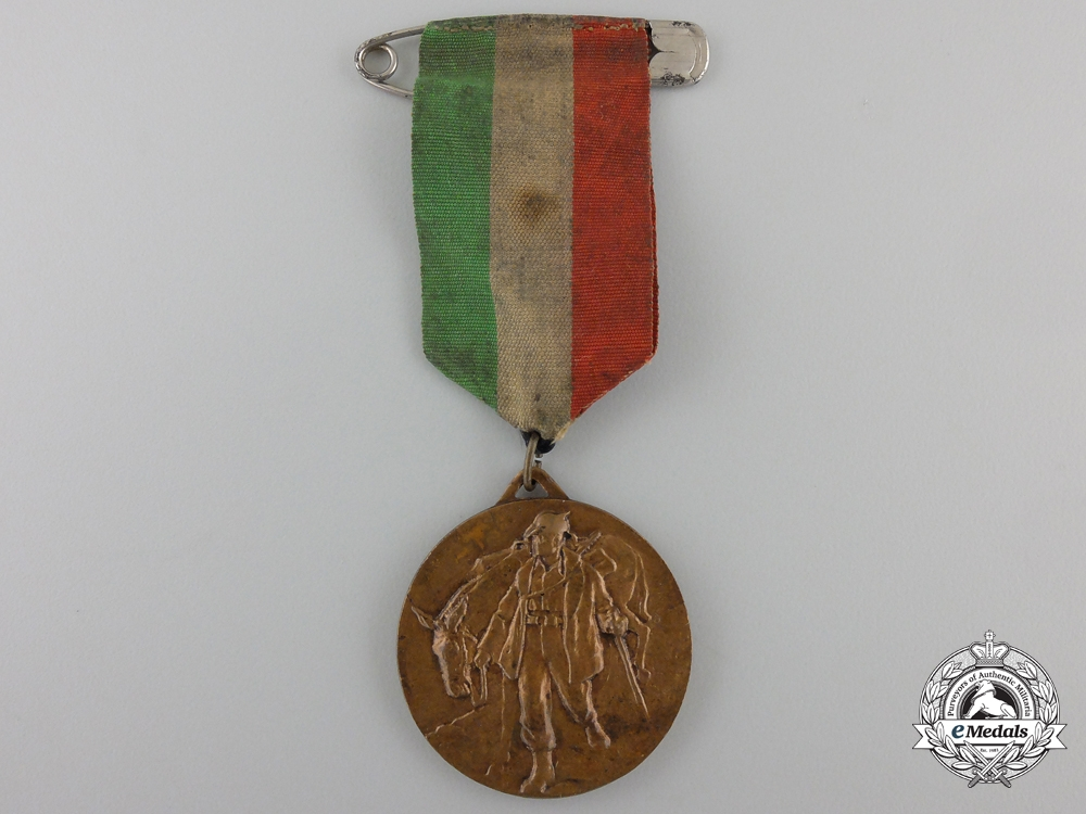 eMedals-A 20th Alpini Salmerie Group Commemorative Medal 1943-1945