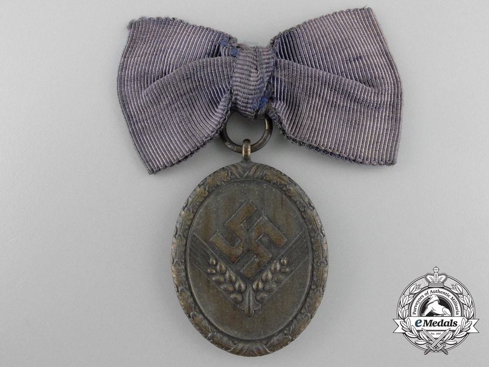 eMedals-Germany, RAD. A Long Service Award For 25 Years, I Class Ladies Version