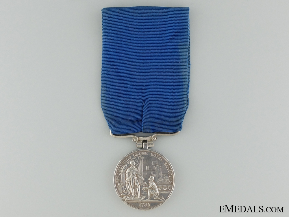 eMedals-A 22nd Foot Order of Merit for 14 years Service