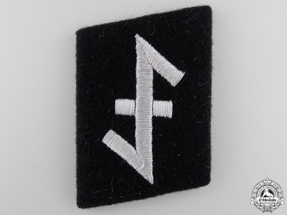 "eMedals-A 23rd SS-Freiwilligen Panzer Grenadier Division ""Nederland"" Collar Tab"