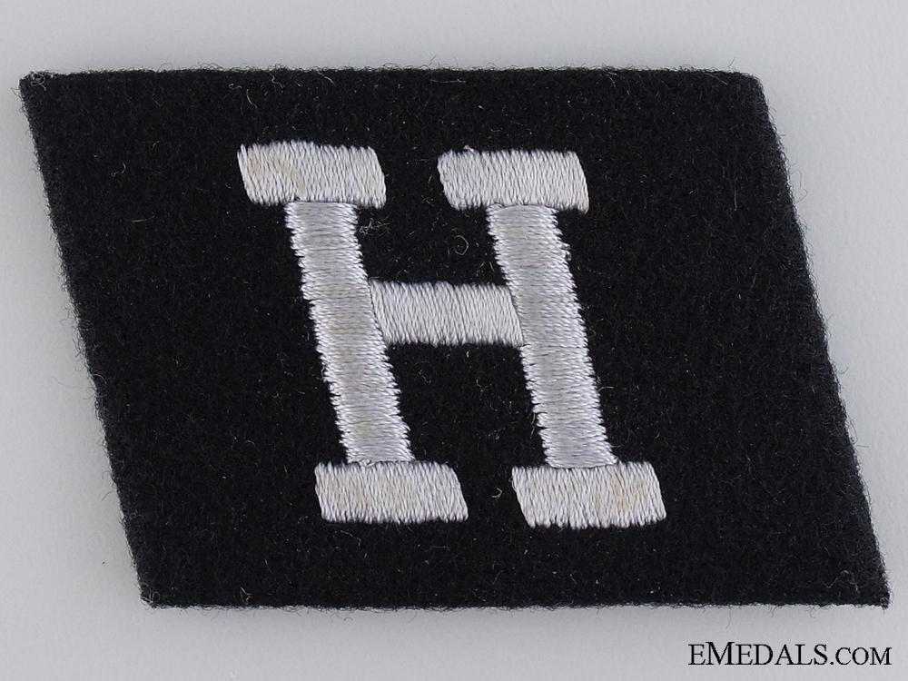eMedals-A 25th Waffen Grenadier Division Der SS Hunyadi Tab