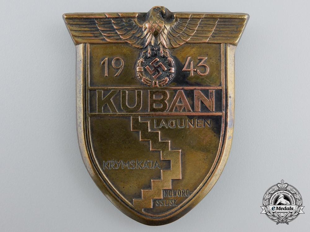 eMedals-A Kuban Campaign Shield