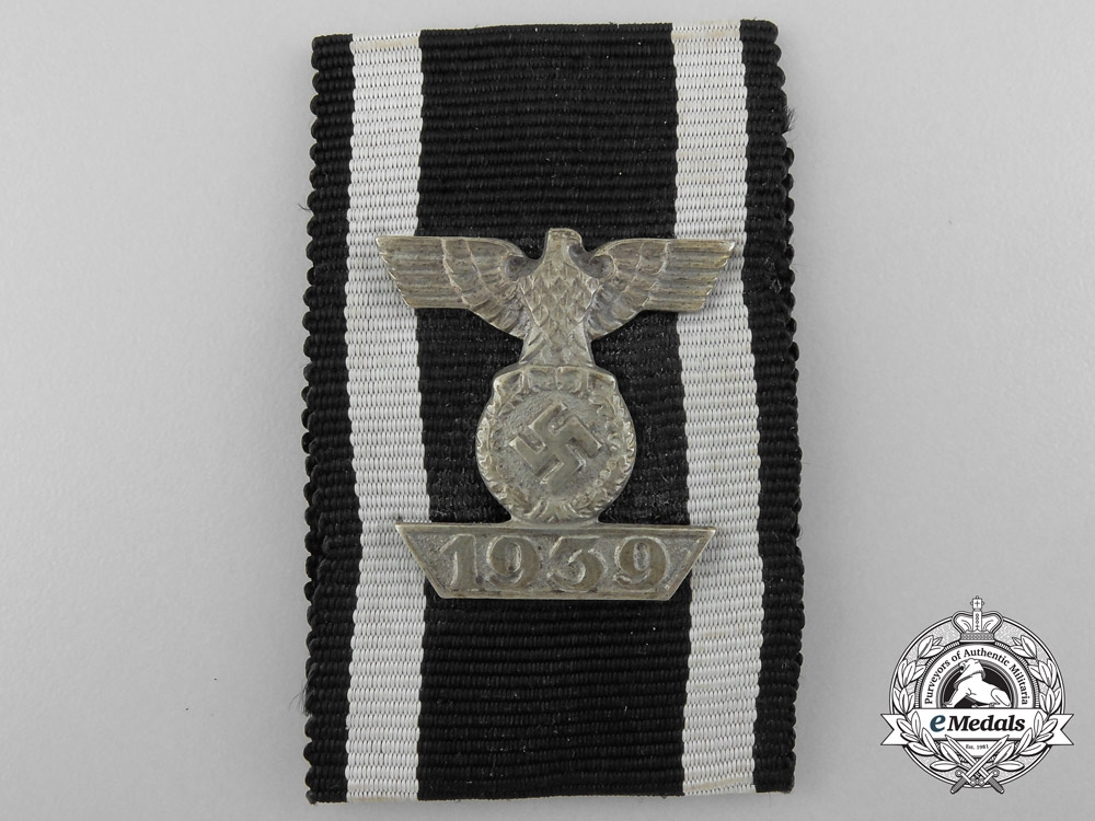 eMedals-Germany, Wehrmacht. A Clasp to the Iron Cross II Class 1939, Reduced Version