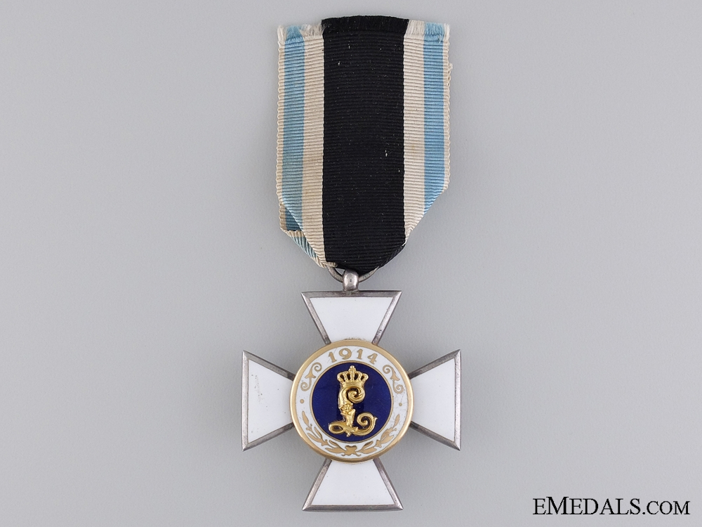 eMedals-A Bavarian Military Sanitation Order; Second Class