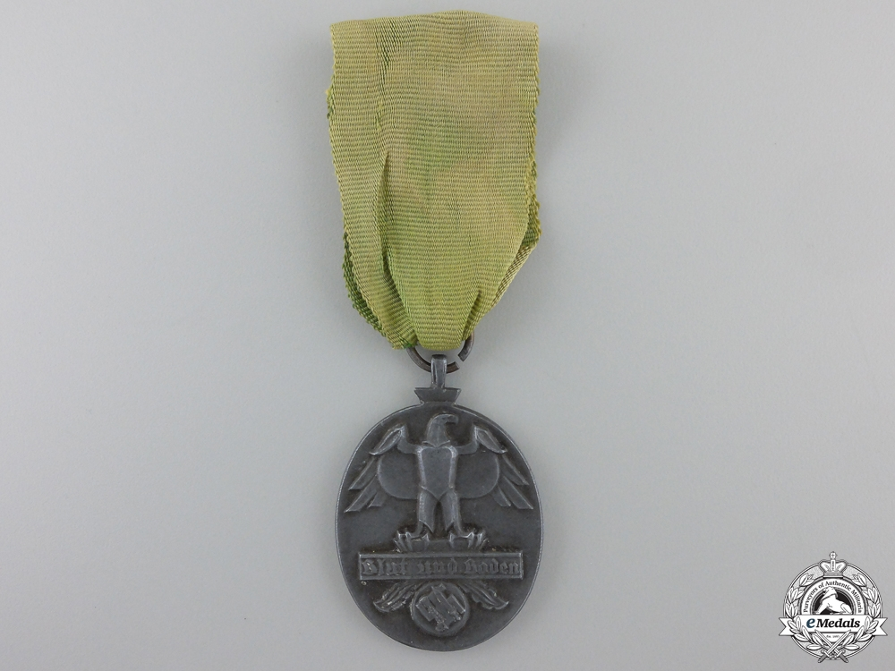 eMedals-A Bavarian Reichsnährstand (RNST) Medal for Twenty Years' Faithful Service