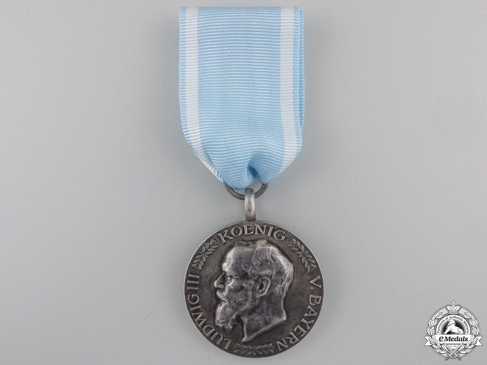 eMedals-A Bavarian Wiebelsberg Mayor's Medal; circa 1900