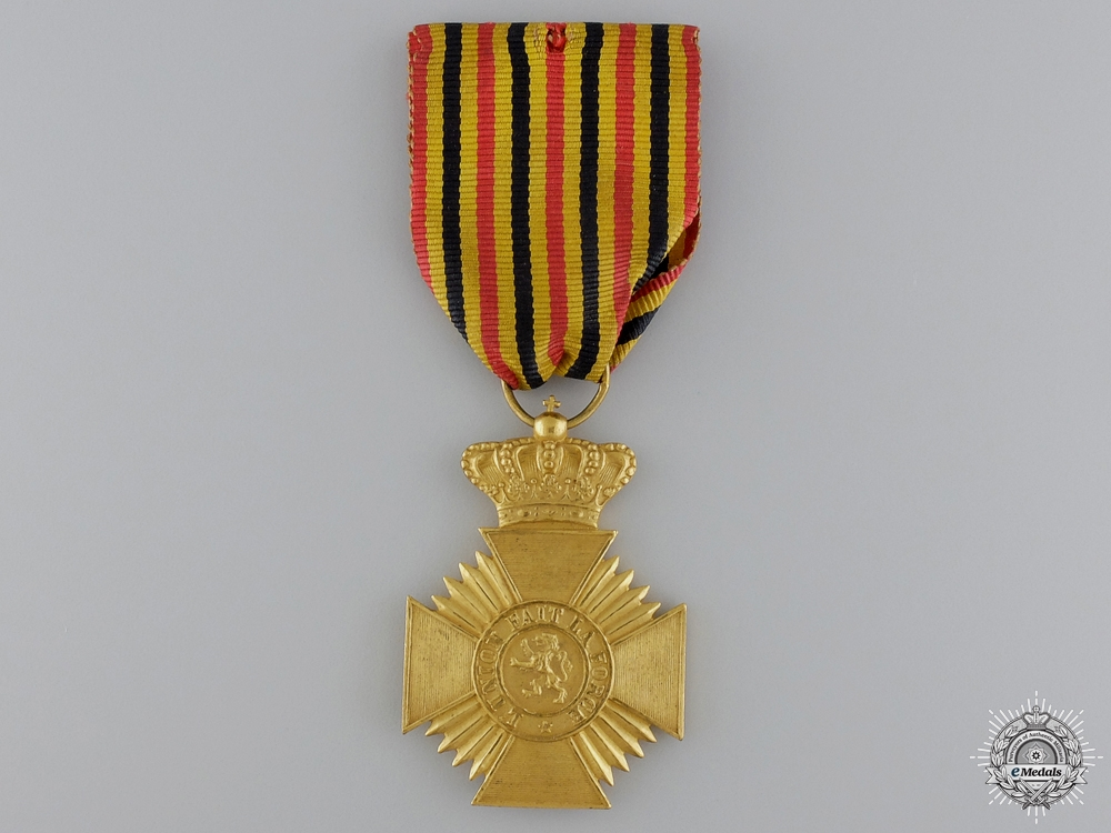eMedals-A Belgian Military Decoration, Type III 1919-1934