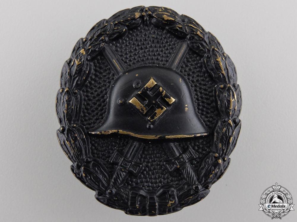 eMedals-A Black Grade Legion Condor Wound Badge
