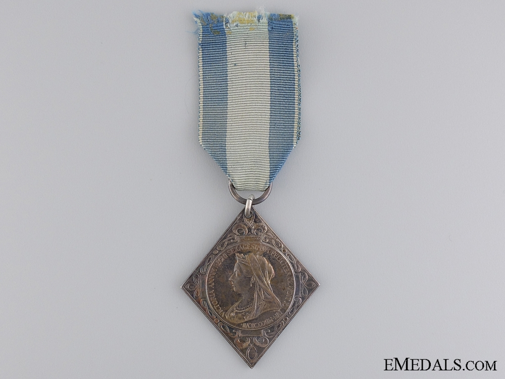 eMedals-A British 1897 Mayors and Provosts Jubilee Medal