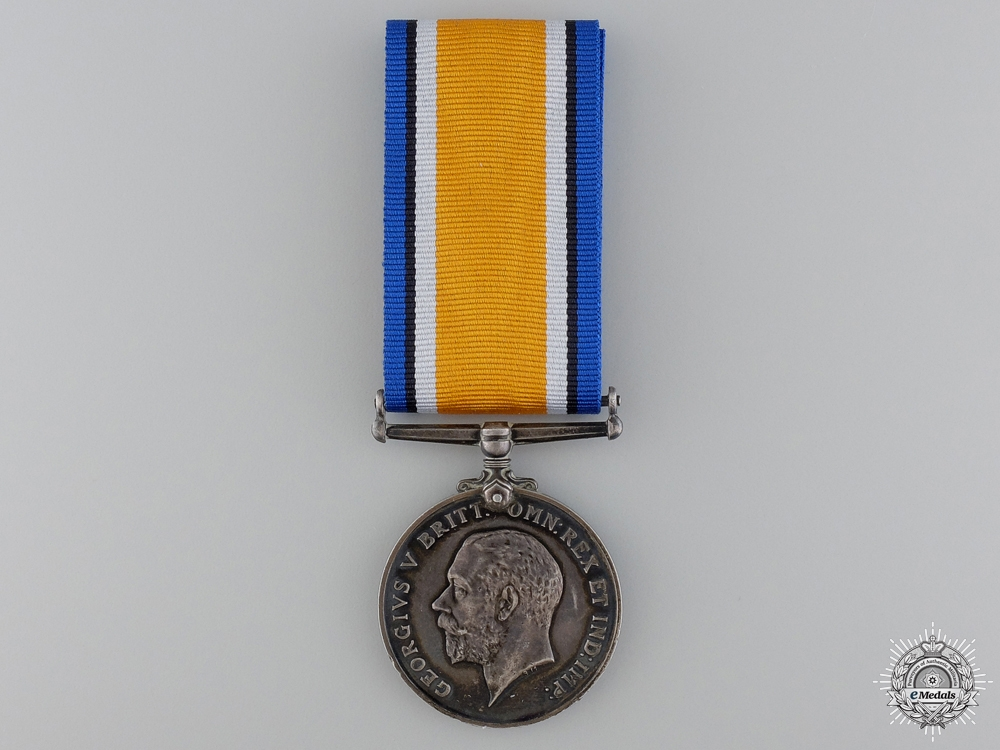 eMedals-A British War Medal to the Royal Canadian Regiment