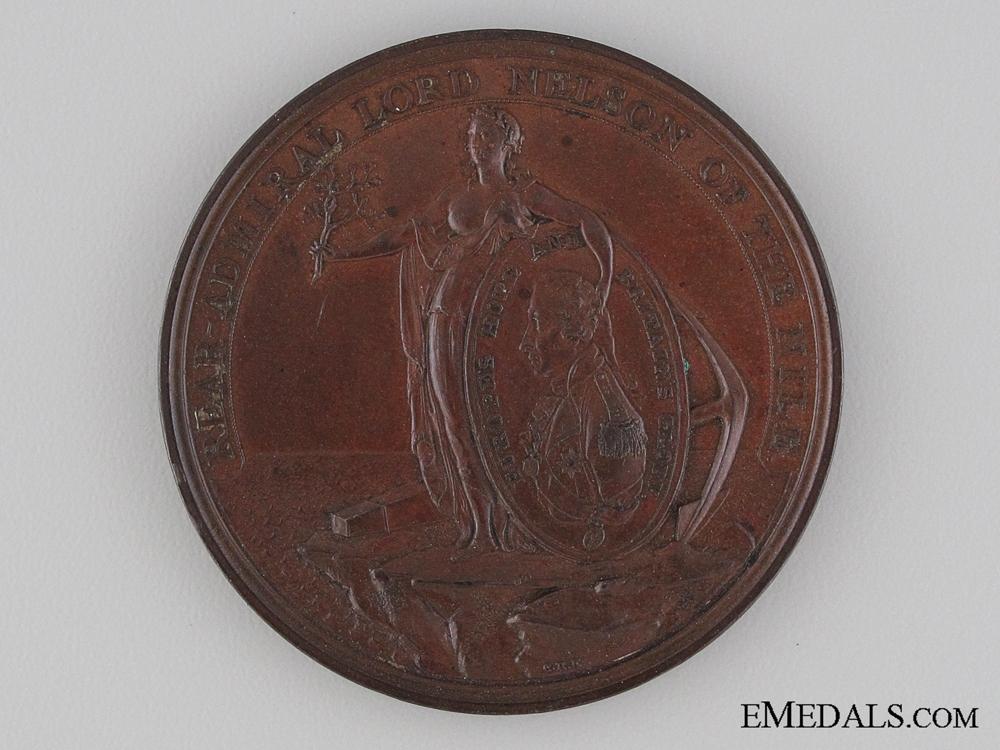 eMedals-A Bronze Davisons Nile Medal
