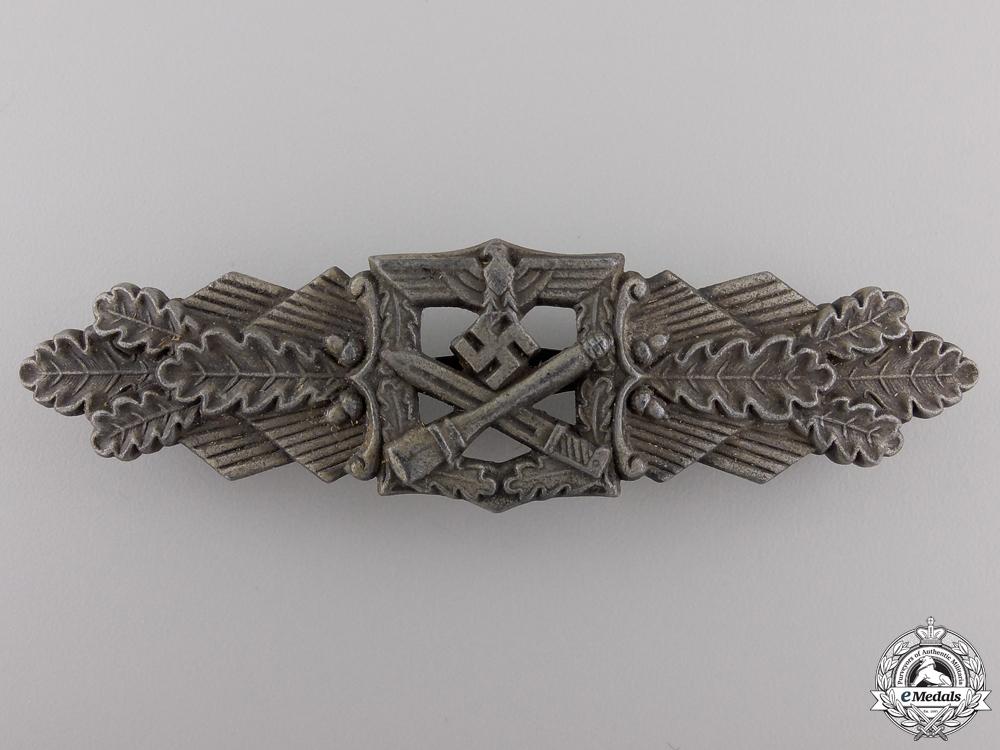 eMedals-A Bronze Grade Close Combat Clasp by Friedrich Linden, Lüdenscheid