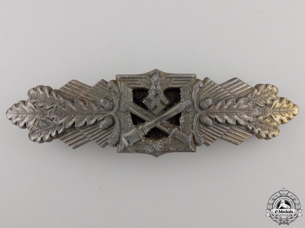 eMedals-A Bronze Grade Close Combat Clasp by Funcke & Brüninghaus