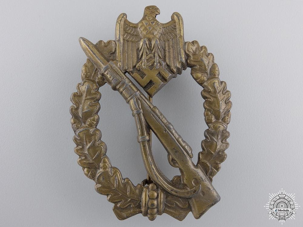eMedals-A Bronze Grade Infantry Badge by Hermann Wernstein