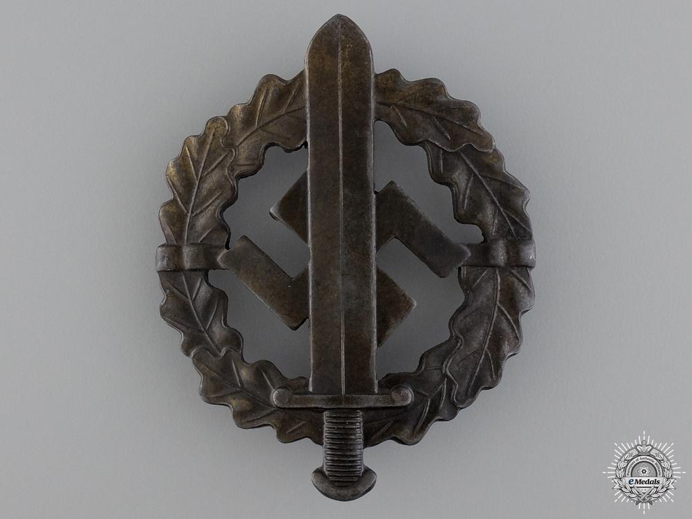 eMedals-A Bronze Grade SA Defense Badge