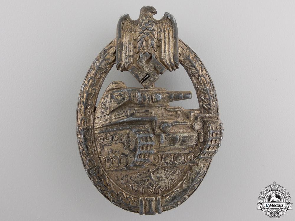 eMedals-A Bronze Grade Tank Assault Badge