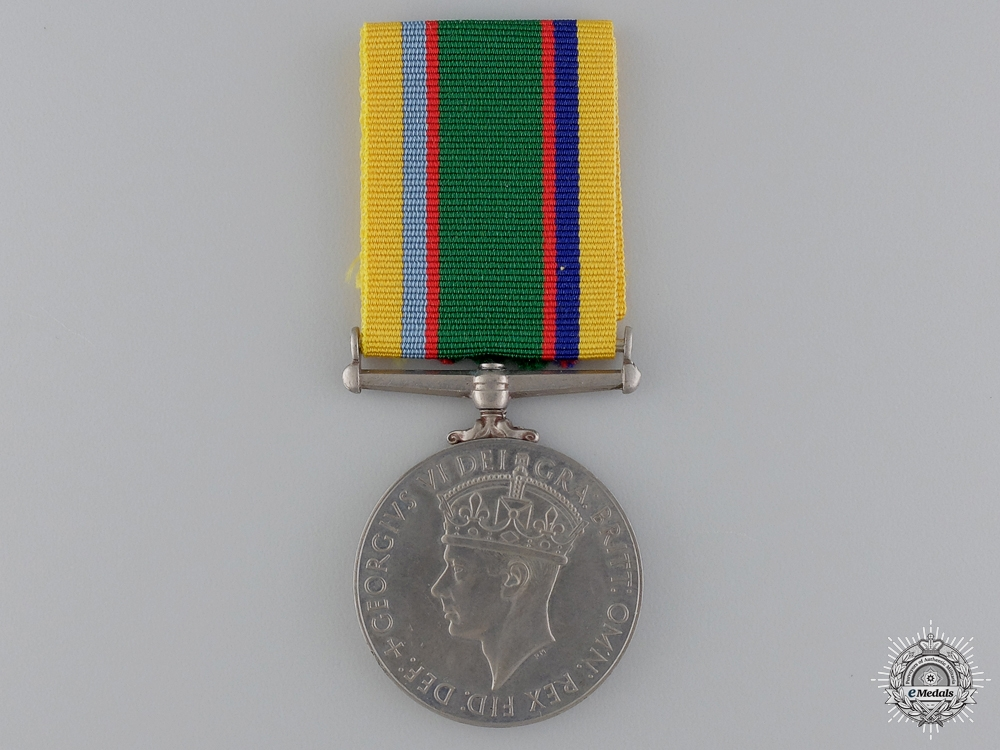 eMedals-A Cadet Forces Medal to Flying Officer R.R. Rowley