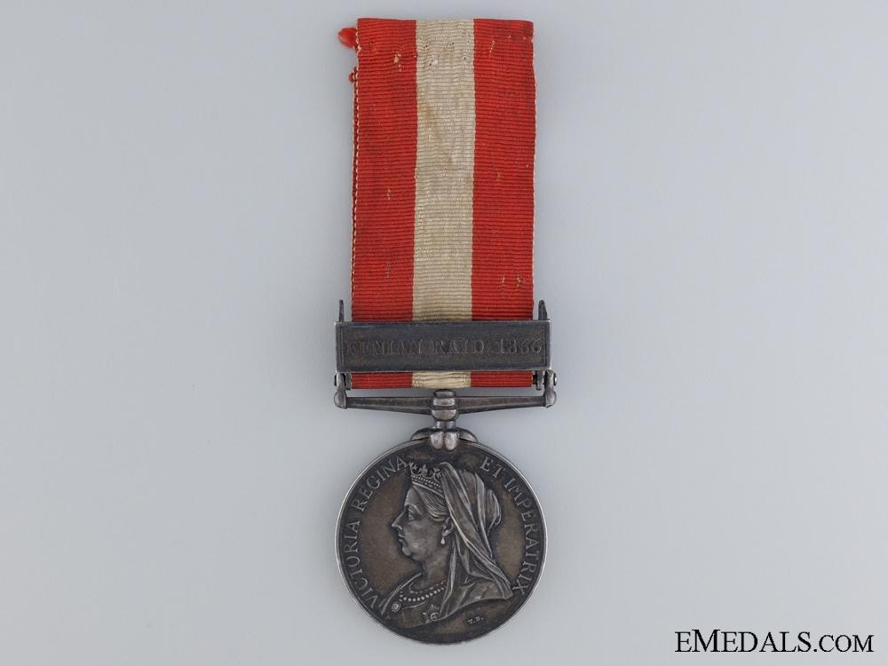 eMedals-A Canada General Service Medal to the Villa Scotia Rifle Company