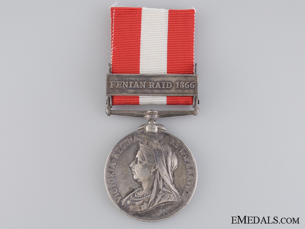 eMedals-A Canada General Service Medal to the 2nd Chatham Infantry Company