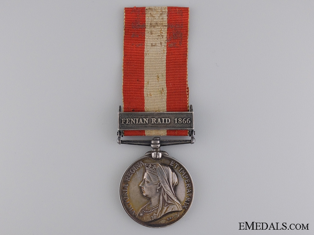 eMedals-A Canada General Service Medal to Ensign Dodd