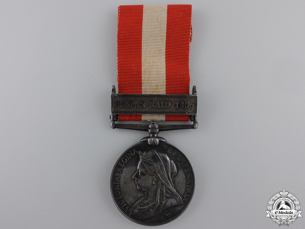 eMedals-A Canada General Service Medal to 13th Bn; Ridgeway Participant