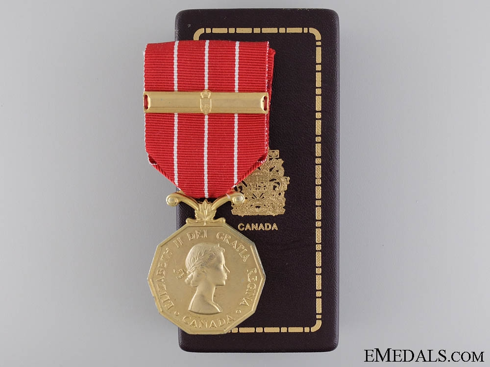 eMedals-A Canadian Forces Decoration to Sgt. Bouchard