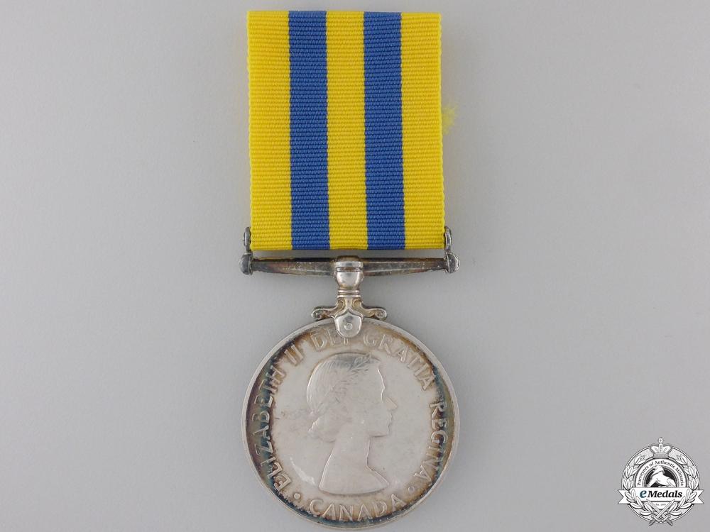 eMedals-A Canadian Korea War Medal to J. Fortner