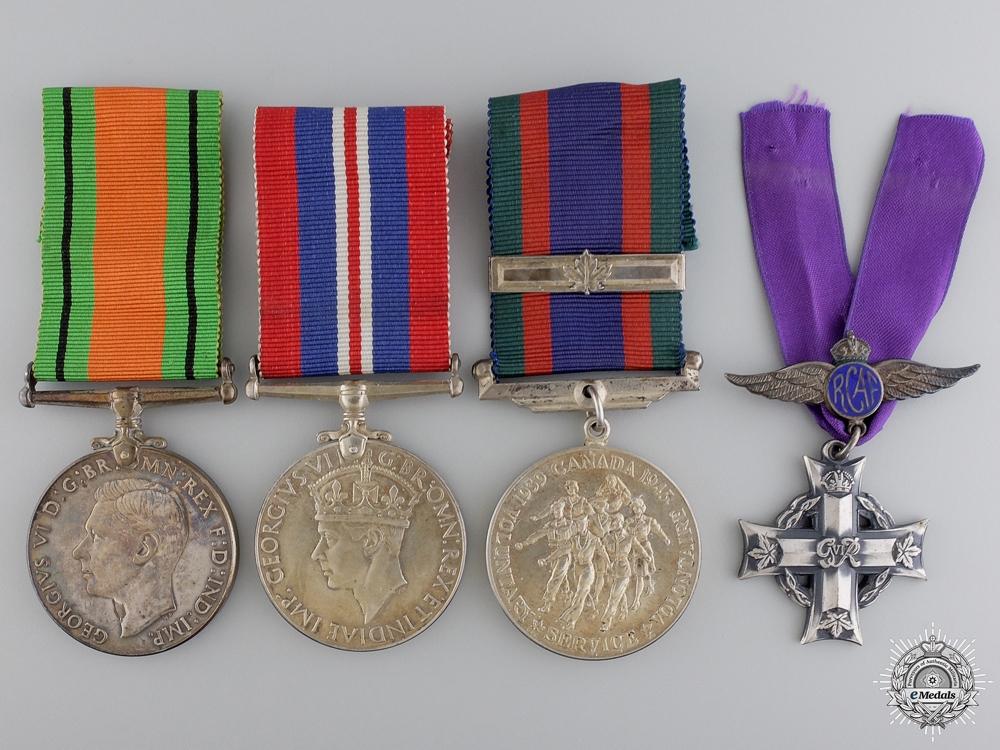 eMedals-A Canadian Memorial Group to Spitfire Pilot Downed Over Yugoslavia