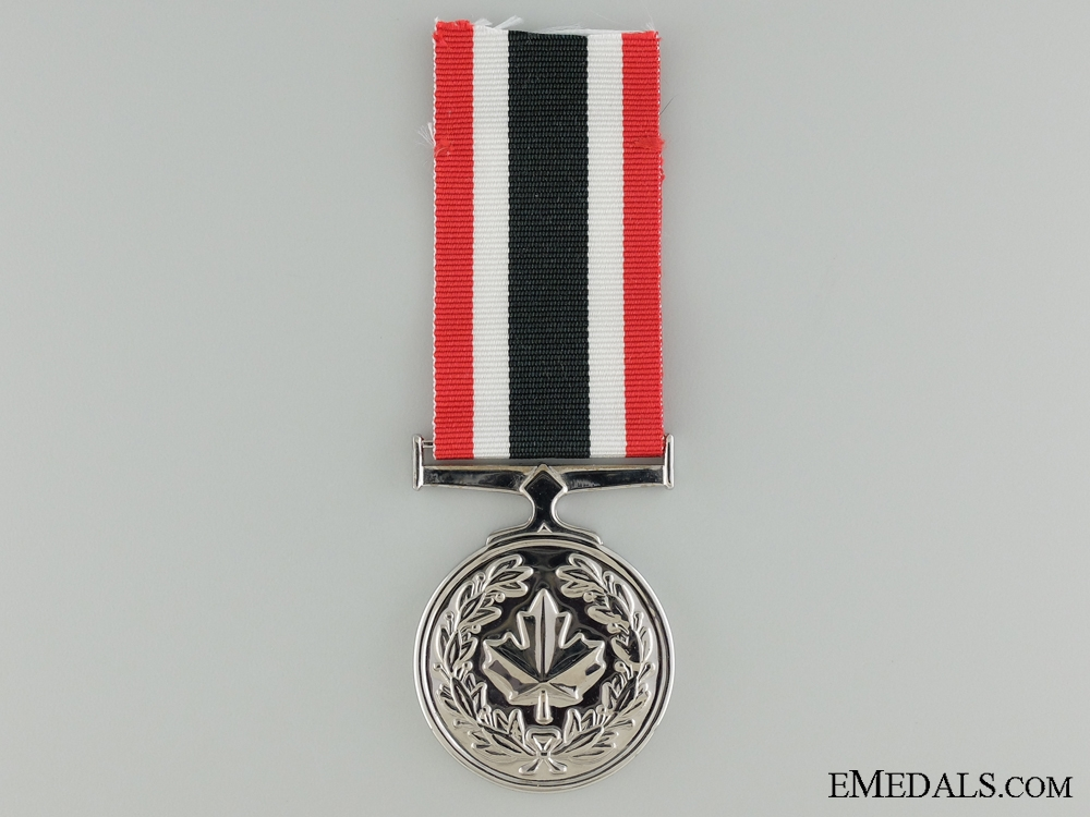 eMedals-A Canadian Special Service Medal