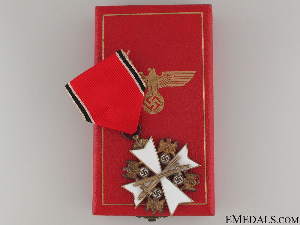 eMedals-A Cased German Eagle Order