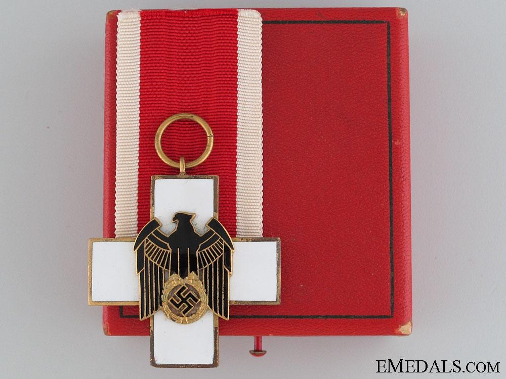 eMedals-A Cased German Social Welfare Decoration